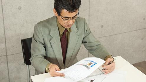 企業が求める人物像を意識したエントリーシートの書き方