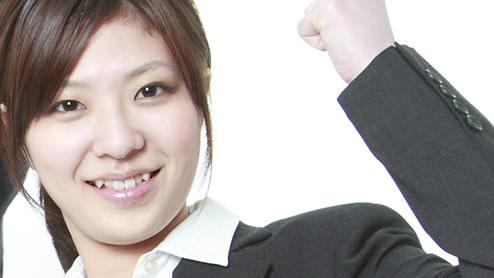 就活の髪型で成功する6つのポイント女性編