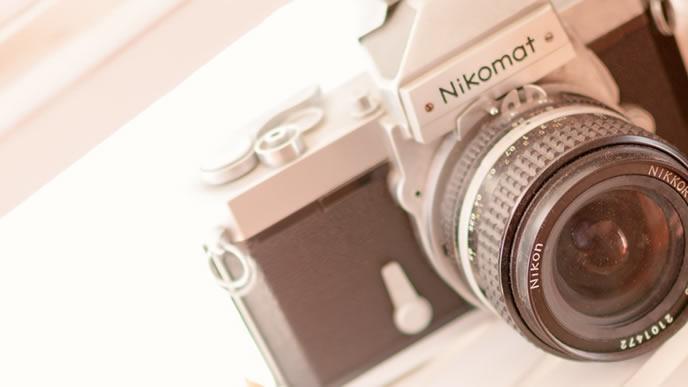 ヴィンテージのプレミアカメラ