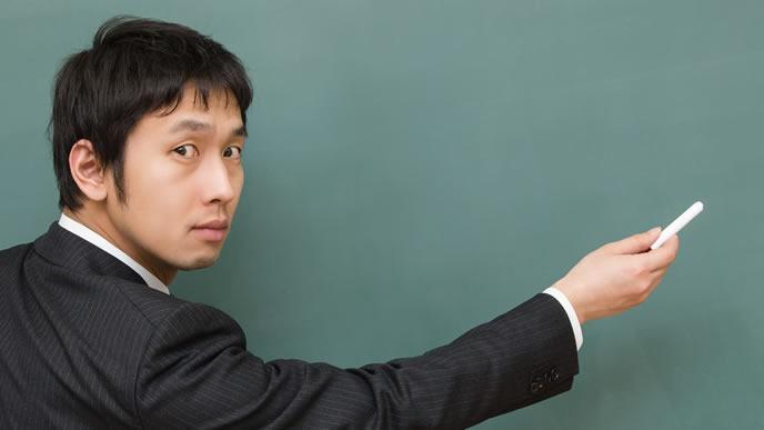 「聞く」の敬語を教えてくれる優しい先生