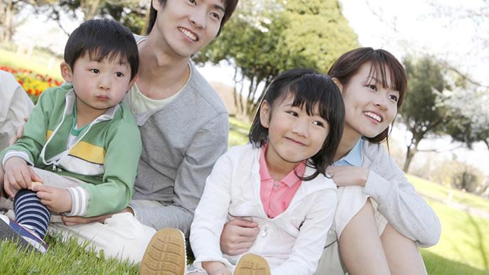 家庭を大事にする社会人