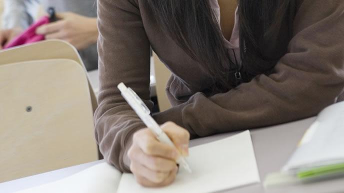 採用試験の対策を万全にする大学のゼミ