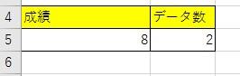 別シートをまたいだCOUNTIF関数の手順4