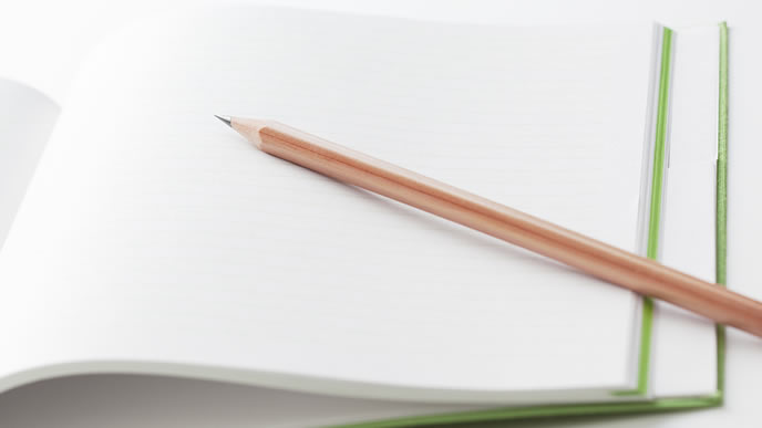 目上の方に手紙を書くための紙