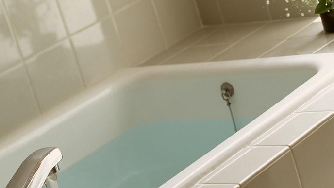 リフレッシュに最適なお風呂