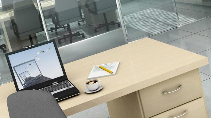 メール対応するためのノートパソコン
