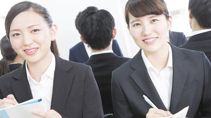 一発芸について研究する新入社員
