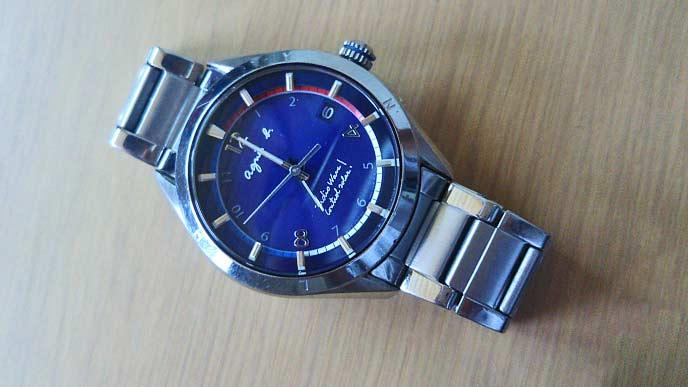アニエスベーの腕時計