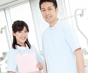 補助としての歯科助手