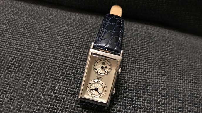 Rosemont Nostalgia N010-SW_LNVの腕時計