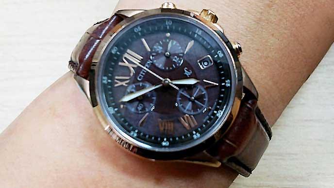 CITIZEN/シチズン xC(クロスシー) エコ・ドライブ時計 FB1403-02Xの腕時計