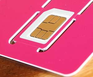 SIMフリーのカード