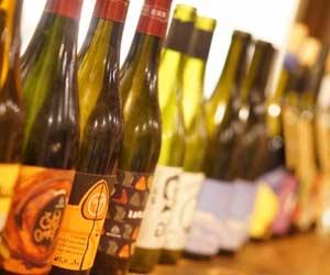 並ぶワイン