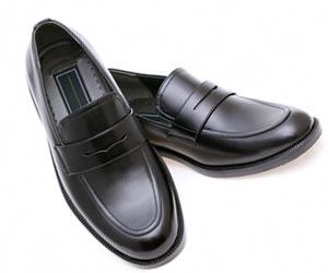 黒のビジネス靴