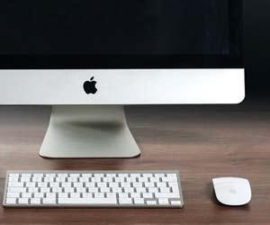 MACのパソコン