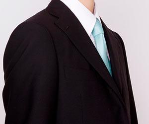 ベーシックなスーツ