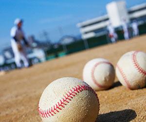 高校野球部の練習
