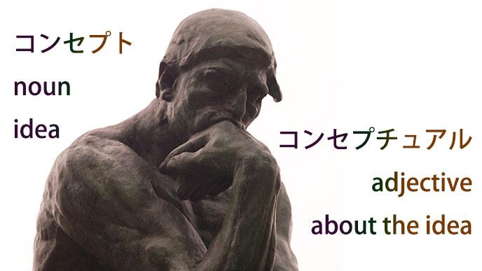 考える人の像