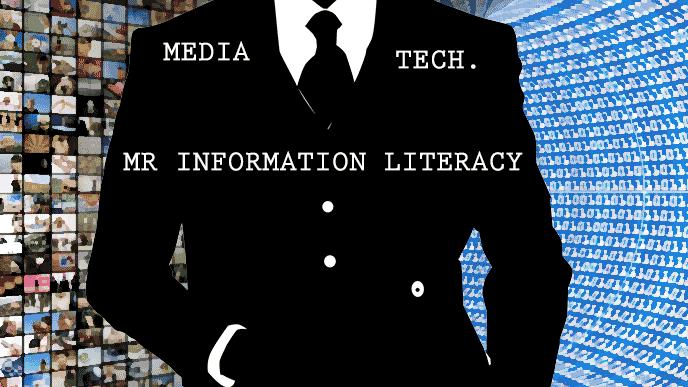 Mr. Information Literacy