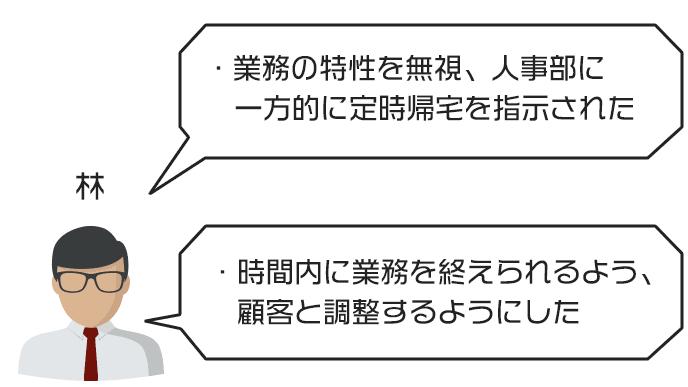 林さんのジタハラ事例と対処法