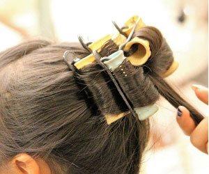 子供のヘアメイク