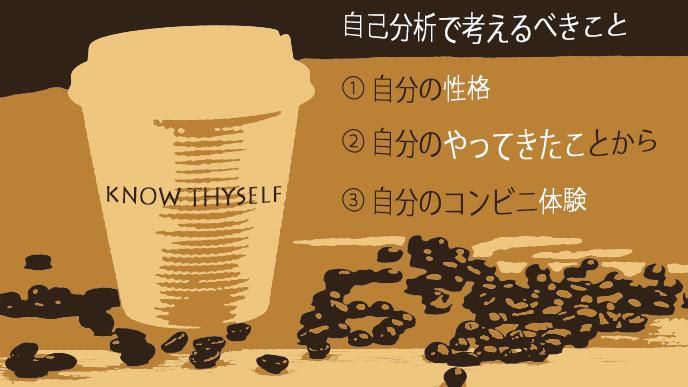 コンビニのコーヒーのイラスト